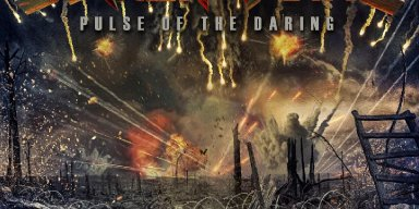 """MARCH IN ARMS Journey Back to WWI in Lyric Video for """"1914"""""""