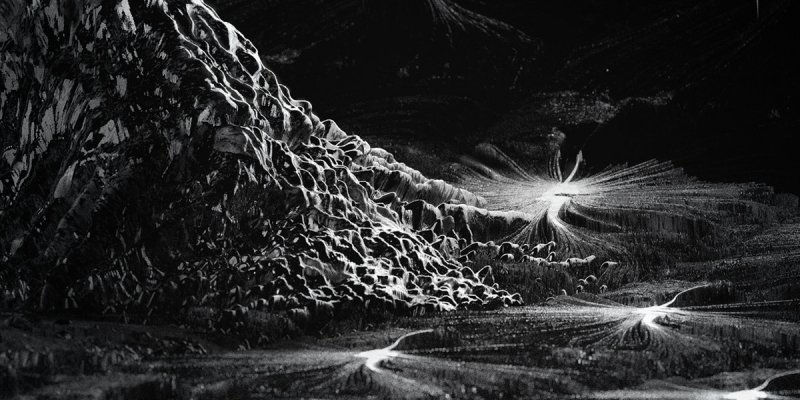 NEW PROMO: Druon Antigon - Desontstijging [Cosmic Black Metal on Onism Productions]