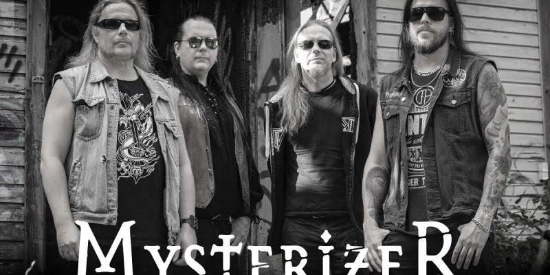 Finnish melodic heavy metal band Mysterizer released a new single and music video King Of Kings!