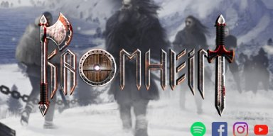 Kromheim - Freedom / Storm Of The Gods - Streaming At Eclipse Metalico Radioshow!