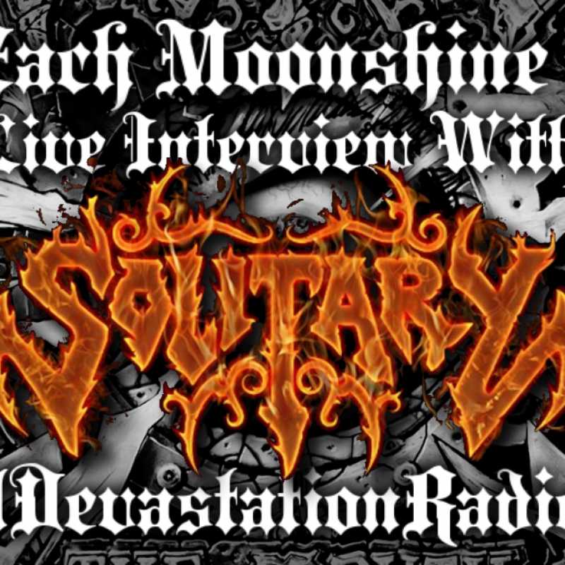 Solitary - Featured Interview & The Zach Moonshine Show