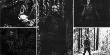 HORNA premiere new track at Black Metal Promotion