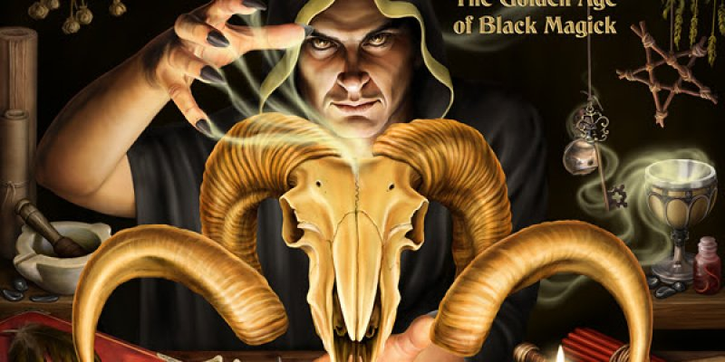 Titans of Texas True Metal IGNITOR Release 'The Golden Age of Black Magick'