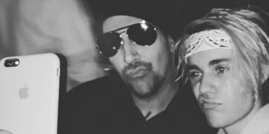 Justin Bieber Told Marilyn Manson He 'Made Him Relevant Again' ?
