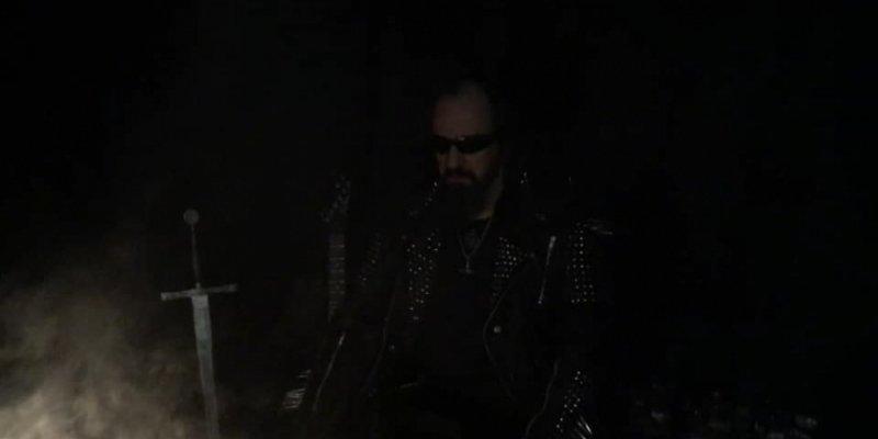 "Black Metal one-man-band Sardonic Witchery publish a new video for ""Infernal Kingdom"""