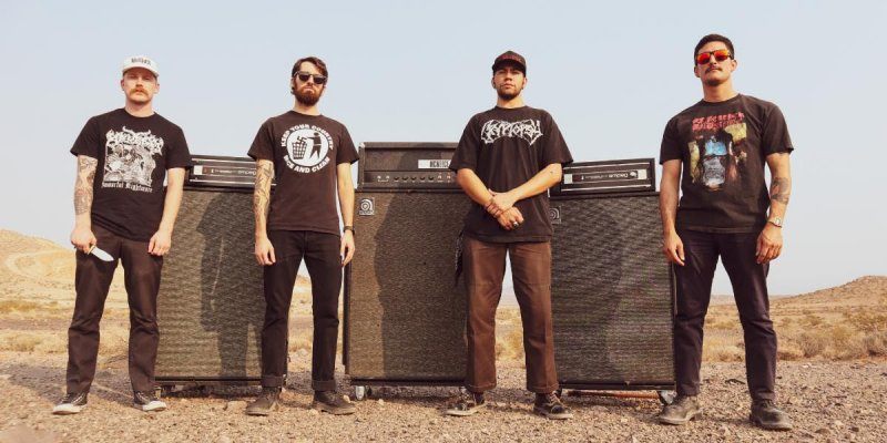 """SCALP: """"Crouch"""" From Southern California Death Metal/Hardcore Outfit Now Streaming; Domestic Extremity Debut LP Sees Release Friday Through Creator-Destructor Records"""
