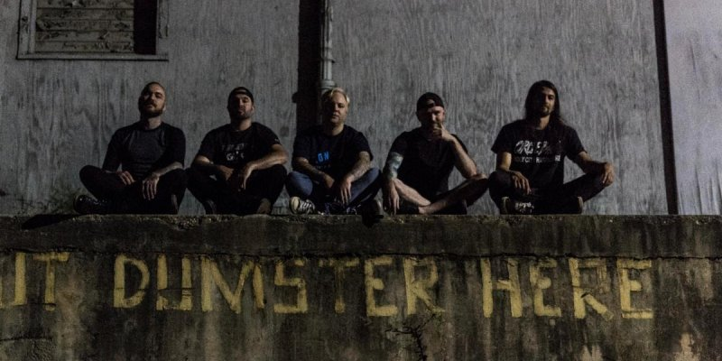 """VIOLENT LIFE VIOLENT DEATH: Decibel Magazine Premieres """"Grave Walk"""" Video; The Color Of Bone EP By North Carolina Metallic Hardcore Act Out Now On Innerstrength Records"""