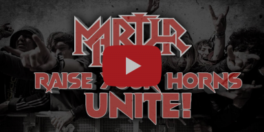 Martyr released third single Raise Your Horns, Unite!