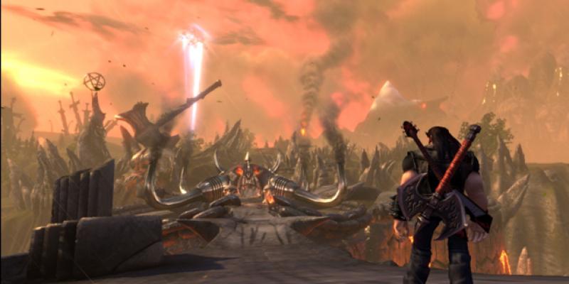 Metal Appreciation in Video Games