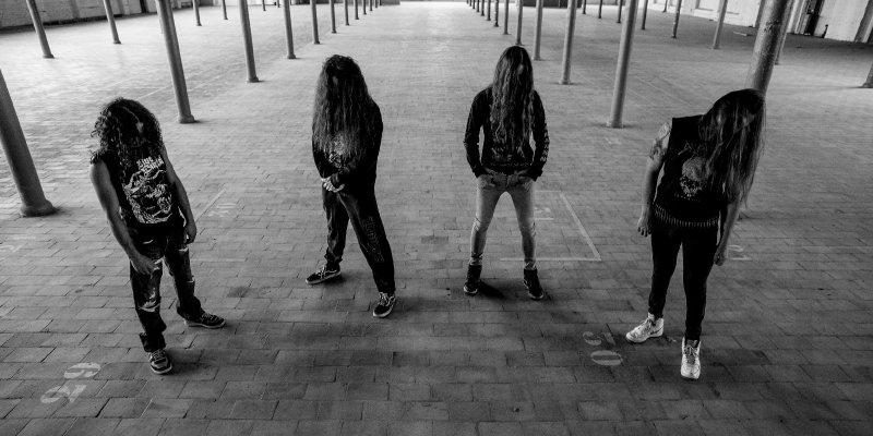 SKELETHAL stream new HELLS HEADBANGERS album at CVLTNation.com