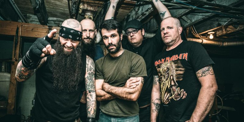 """SERPENTS OF SECRECY: Metal Injection Premieres """"Broke The Key/In The Lock"""" Video From Baltimore Doom Act; J. Robbins-Produced Ave Vindicta Full-Length Out Now"""