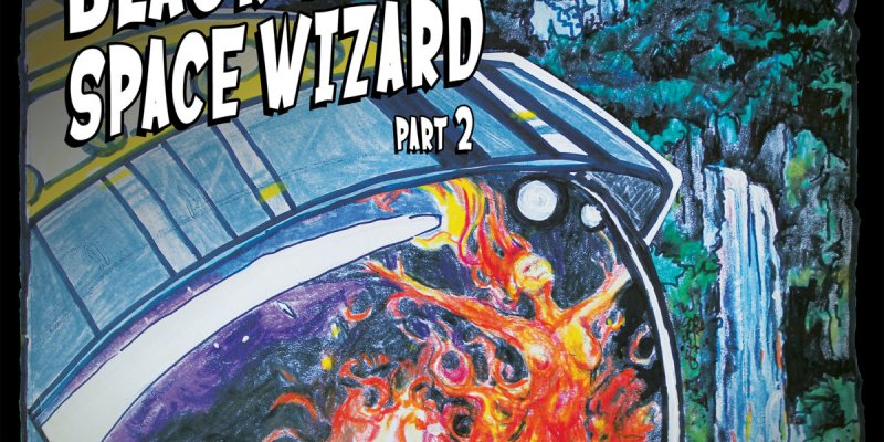 """Howling Giant - """"Black Hole Space Wizard: Part 2"""""""