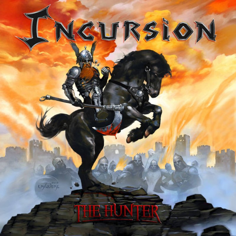 Incursion - The Hunter (E.P.) - Reviewed At Street Clip!