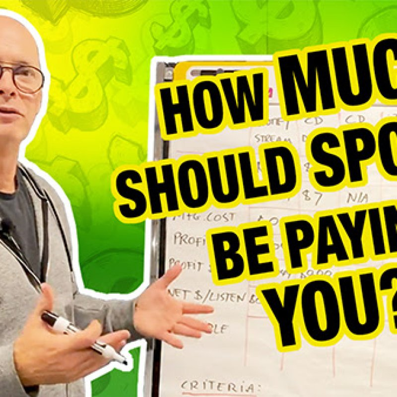 How much should Spotify actually be paying you?