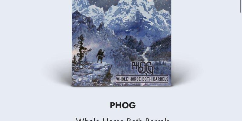 Whole Horse Both Barrels LP Preorder
