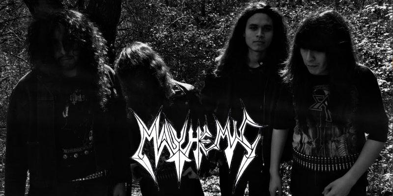 Mayhemic: Chile's Blackened Thrashers Release 7 Vinyl Mortuary of Skeletons on Awakening Records