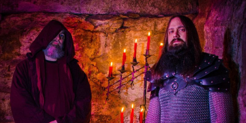 """SOMBRE ARCANE - """"Ancestral Seat of the Barovian Scourge"""" Reviewed By DarkUndergroundMusicZine!"""