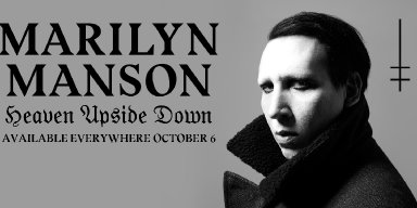 Marilyn Manson Talks Heaven Upside Down In New Interview
