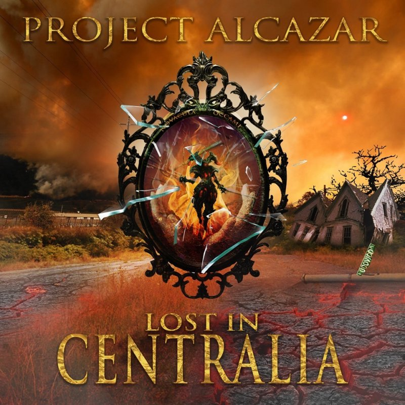 Project Alcazar featuring Chris Steberl & Mark Zonder of Fates Warning