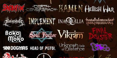 Atrações confirmadas para 1º Underground Metal Festival, Under Fest!
