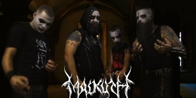 "MALKUTH: Check out the lyric video of ""Anticristum (Bellicus)"", music extracted from the forthcoming album ""Voodoo"""