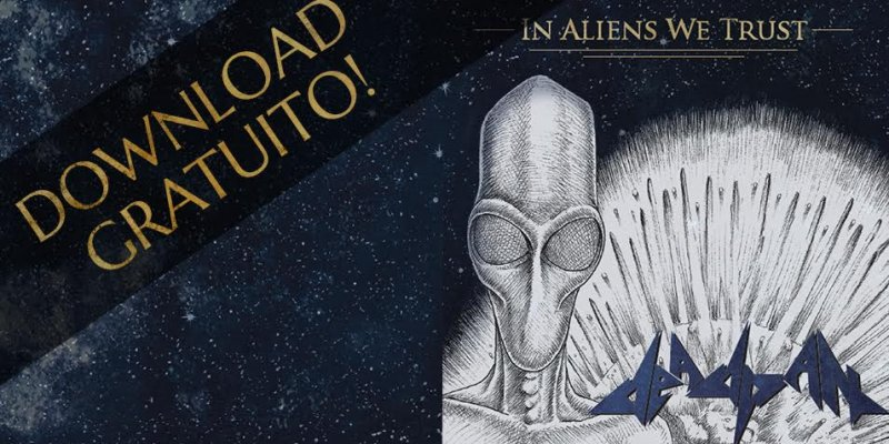 """Deadpan: Get it now! Band makes available """"In Aliens We Trust"""" for download"""