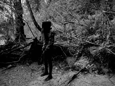 HER NAME IN A CEMETERY: Decibel Magazine Streams Three-Song EP From Seattle Atmospheric / Depressive Black Metal Project; Limited-Edition Cassette To Drop Friday Via Stench Ov Death