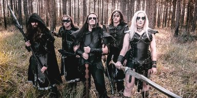 "Epic Fantasy Metallers DARKLORE Unleash New Single ""The White Hand"""