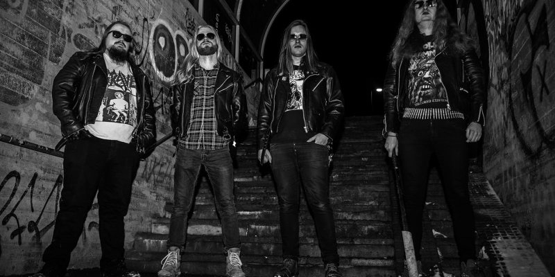 SADISTIC DRIVE to have debut album released on vinyl by BLOOD HARVEST