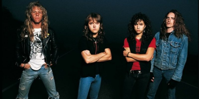 Previously Unreleased Live Version Of METALLICA's 'For Whom The Bell Tolls' From Upcoming 'Master Of Puppets' Reissue