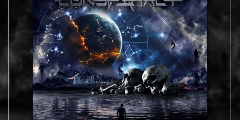 DEATH CONSPIRACY lança EP brutal de estreia!