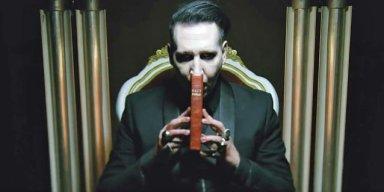 New MARILYN MANSON Song 'Kill4me'