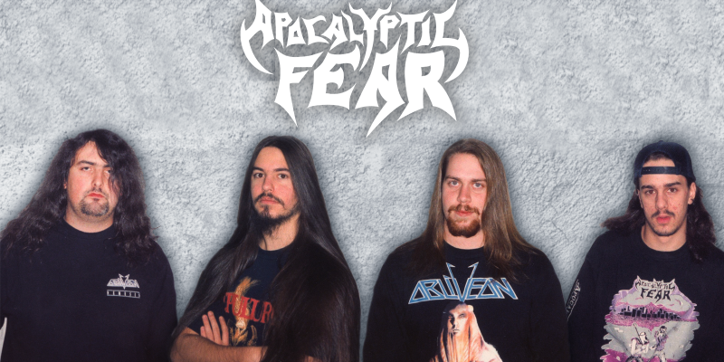 Apocalyptic Fear: Canadian Death Metallers Release All Demos For The First Time On CD Via Awakening Records