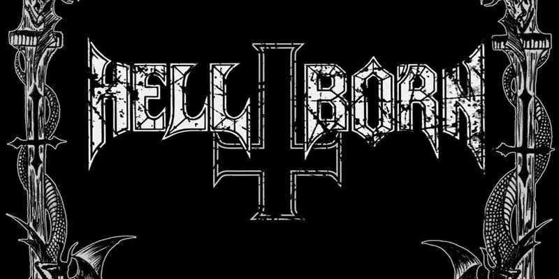 Hell-Born return with devastating new album Natas Liah - out January 26th on Odium Records.
