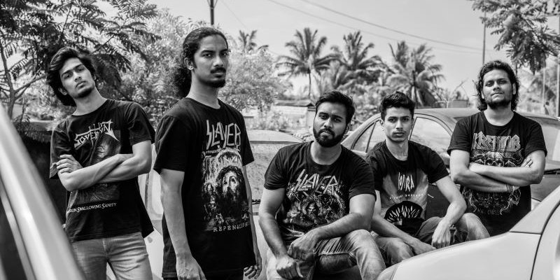 """Bloodkill: India's thrash/heavy metallers publish lyric video for """"For I Am The Messiah"""""""