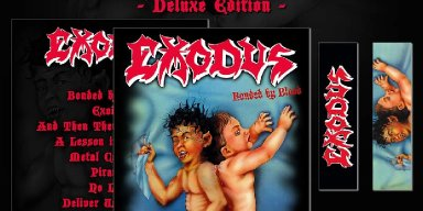 "EXODUS ""BONDED BY BLOOD"" GUITAR BOOK NOW AVAILABLE FOR PRE-ORDER!"