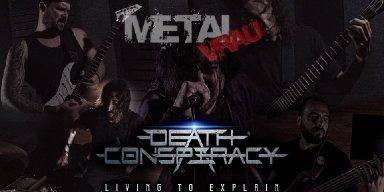 METAL VRAU apoiando mais uma vez o Metal Nacional!