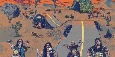 """JANUARY release: Warzaw - """"Werewolves on Wheels"""""""