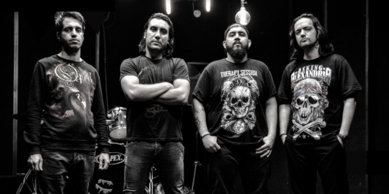"""After Becoming the First Metal Band from Iran to Sign a Record Deal, Calibre Return with Their New Single """"... From the Abyss"""""""