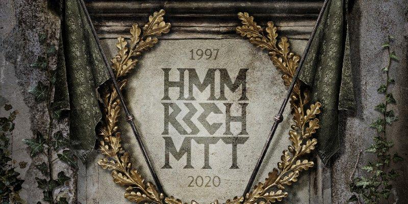 HAMMERSCHMITT - EWIGKEIT (the last salute) Metal • out now
