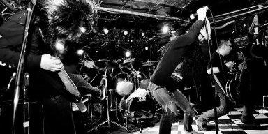 Japan's COFFINS and Germany's DEPRESSION stream HELLS HEADBANGERS split album at Death Metal Promotion