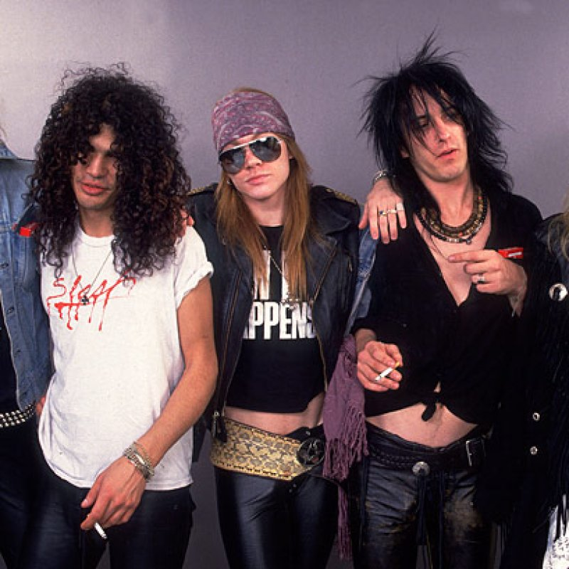 13 Songs That Could Have Been on Guns N' Roses' Debut Album