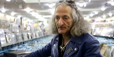 Bobby Liebling Talks Records In A Record Store