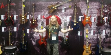 Scott Eames Talks BC Rich and Joining Thy Antichrist On The Zach Moonshine Show