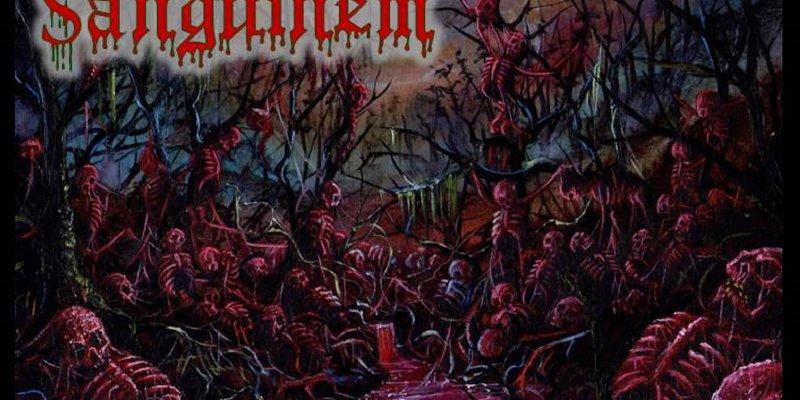 Luna In Sanguinem - Global Bloodbath [killer old school US death thrash ft. Num Skull members]