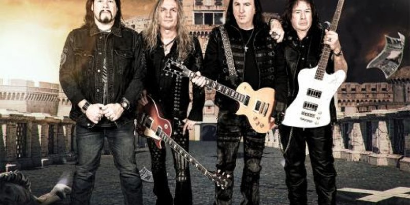 'A Rising Force' Sign With HighVolMusic