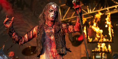 """Swedish black metallersWATAINwill release a new single,""""Nuclear Alchemy"""", on Halloween!"""