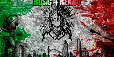 Music 4 Mexico Earthquake Relief Compilation Vol. 1, Vol. 2, Vol. 3 and now Vol. 4