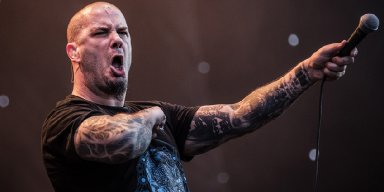 PHILIP ANSELMO Announces EN MINOR Project, Influenced By THE CURE And SISTERS OF MERCY