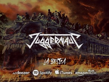 "JUGGERNAUT: Listen now to the new album ""La Bestia"""